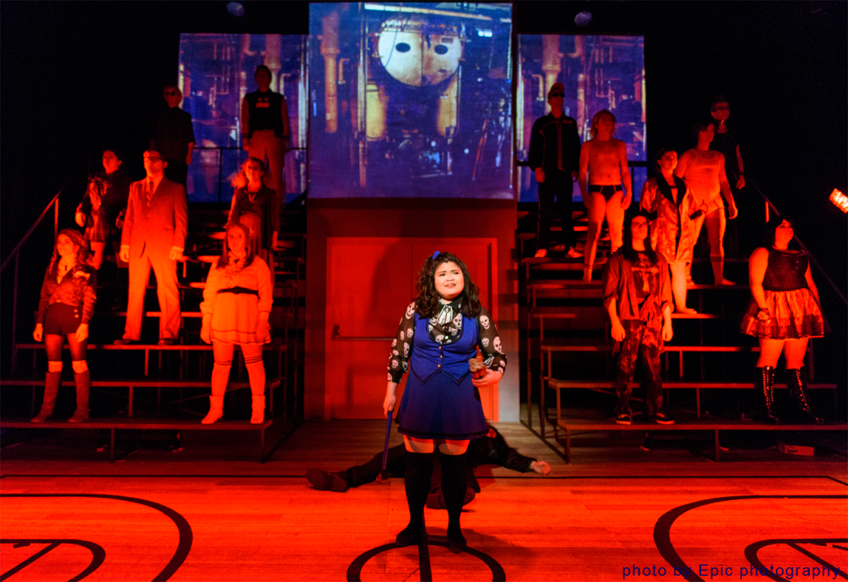 Heathers the Musical   Robyn Ayles